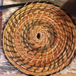 Pine needle basket 1